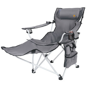 GRAND CANYON Giga - Chaise pliante - gris